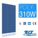 310W緑エネルギーのための多太陽電池パネル力