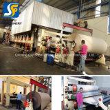 Máquina de Papel corrugado Kraft gris el equipo de producción de Qinyang Shunfu fábrica de la máquina