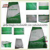 Sacchetto/sacco tessuti pp della plastica per alimentazione con BOPP Pellicola-Laminata