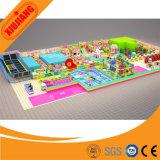 EUの標準おかしい子供公園の屋内柔らかい運動場装置