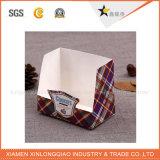 Boîte de présentation perforée colorée des prix bon marché faits sur commande d'usine