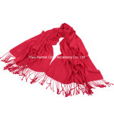 Fashion 100% Pashmina Solid Long Scarf Wholesale