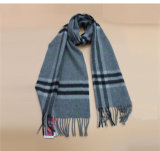 Yak-Wolle-Gitter-Schal-Kaschmir-Kleid-Kamel-Wolle-Strickwaren