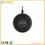 Fábrica de la almohadilla de carga inalámbrica Wireless cargador con la protección de temperatura