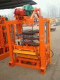 저가 및 중국에 있는 기계를 만드는 높은 명망 최신 Selles Qtj4-40 구렁 또는 포장 기계 구획