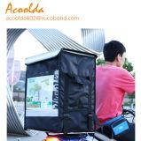 Tous les types de conteneur pour vélo isolées des aliments et de motocyclettes