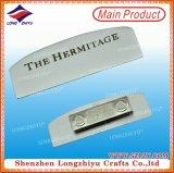 Emballage en acier inoxydable avec étiquette en émail