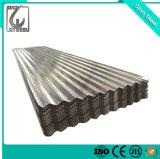 Strato d'acciaio galvanizzato del tetto ondulato alta qualità