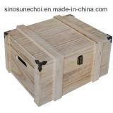 Коробка Customzied высокого качества деревянная с лаком