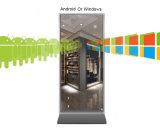 Сенсорный экран LCD 42 дюймов рекламируя волшебную индикацию зеркала с Photobooth