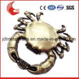Tipo del metal de la aleación del cinc y tipo abrelatas de los abrelatas de botella de encargo