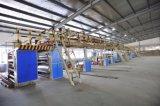 Precalentador usado para la cadena de producción acanalada de la cartulina