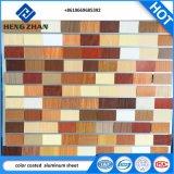 1100, Blad/de Rol van het Aluminium PPGI van 3004 Legering het PE/PVDF Afgedrukte /Color Geschilderde Hoge Glanzende voor de Uitvoer van de Decoratie naar Nigeria