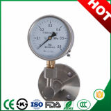 Manomètre de pression Diaphragm-Seal avec prix d'usine