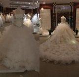 Без бретелек платья венчания K19033 Ballgown Bridal