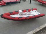 Luxe 14 de Stijve Opblaasbare Boot van Personen voor Verkoop