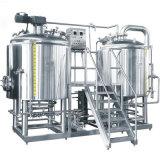 500L Nano cervecería llave en mano para la venta de equipos de Europa