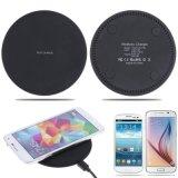 Qi Smart Phone Inalámbrico Rápido Cargador para Samsung Galaxy S6