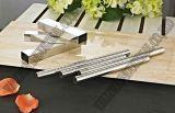 Tubo dell'acciaio inossidabile (ASTM A554 201)