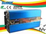 Suoer 높은 변환 순수한 사인 파동 변환장치 2000W 힘 변환장치 DC 24V에 AC 220W (FPC-2000B)