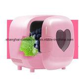 4l Mini-frigo voiture frigo AC/DC 12V Fonctionnement Mini réfrigérateur portable plus chaud avec 6 bidons de refroidisseur