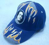 Бейсбольные кепки с металлическим серебряным печатание Gj1705