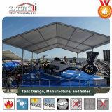 Tent van de Hangaar van de Vliegtuigen van de Tent van het aluminium de Militaire met het Dak van de Stof van pvc