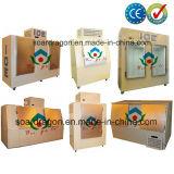 給油所の使用のための120の袋の氷の収納用の箱