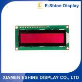 赤1602の表示文字販売のための英数字LCDのモジュールの製造業者