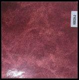 Cuero sintetizado del sofá del PVC para los muebles, Uplhostery
