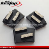 Инструменты диаманта HTC меля с 2 этапами диаманта штанги