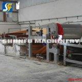 두꺼운 종이 종이 접시 생산 기계장치 가격을 재생하는 중국 공급자 작은 폐지