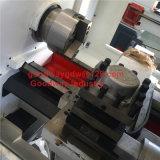 편평한 보편적인 수평한 기계로 가공 CNC 포탑 공작 기계 Vch36/Vch46 & Lathefor 절단 금속