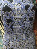 女王様式の織物のレーヨンビスコースデジタル印刷ファブリック