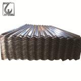 Лист толя волнистого железа SGCC гальванизированный Z80 для строительных материалов