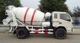 Forland 4X2 Betoneira Máquina 2.5 M3 máquina de mistura de cimento