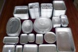 Grau alimentício para as embalagens de alumínio