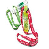 Suporte para Garrafa de alta qualidade corda sem bordados de logotipo puxe a alavanca
