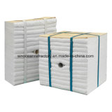 Módulo aislador /Block de la fibra de cerámica para la industria de acero