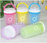 Tazze di plastica superiori con Thp-017