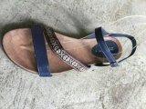 Мода женщин плоские сандалии, плоских вертикально моды платье благоухающем курорте женщин, 10000пар