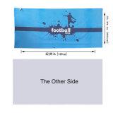 De Grote Samengeperste Handdoeken die van Microfiber het Kamperen de Deken van Sporten zwemmen