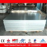 7075 Folha de liga de alumínio laminada a quente T6 T112