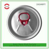L'aluminium 202# Boissons facile ouvrir le couvercle