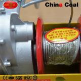 Mini-palan à câble du treuil de la construction électrique 12V DC
