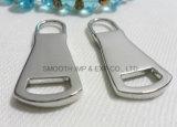 Cabeça do slider do Zipper do metal da roupa do revestimento do inverno da forma do preço de fábrica