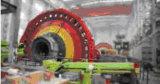 ISO-Bescheinigungs-hohe Leistungsfähigkeits-Bergbau-Puder-reibende Tausendstel-Maschine