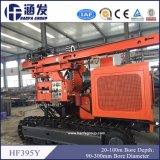 Machine micro verticale solaire hydraulique d'empilage d'équipement de foret de la meilleure qualité de la Chine pour la grande montagne de pente