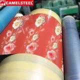 La calidad de la prima del precio de fábrica prepintó la hoja de acero galvanizada de la bobina (PPGI/PPGL)/del material para techos