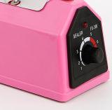 300mm Hot vender impulso Rosa Sellador de calor de la mano